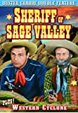Crabbe, Buster Double Feature: Sheriff of Sage Valley (1942) / Western Cyclone (1943)