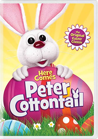 Here Comes Peter Cottontail on...