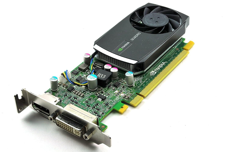 Nvidia Quadro 400 512MB DDR3 DVI DP PCI-E x16 642229-001 645557-001 Video Card