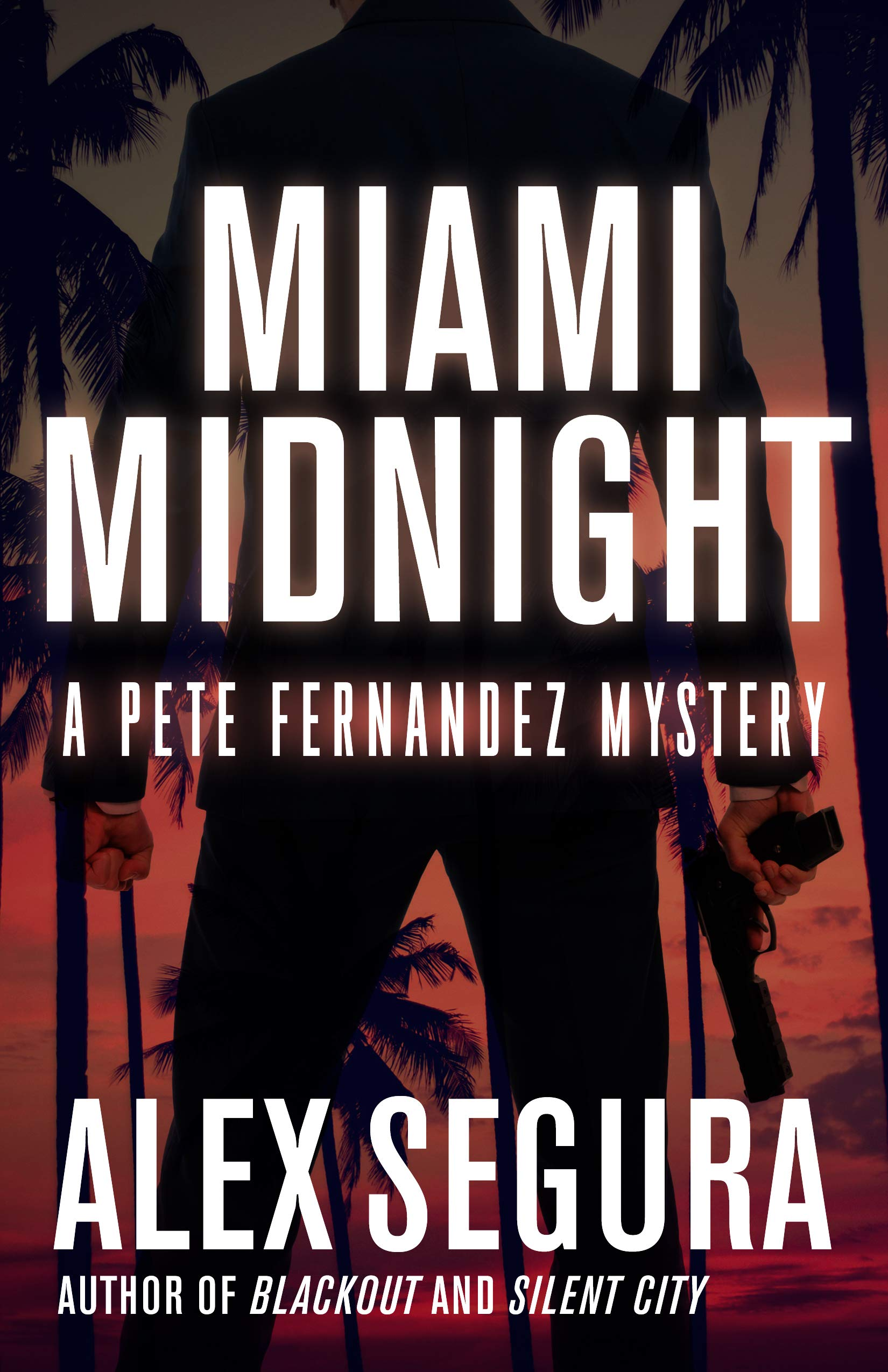 Alex Segura: Having the Ingredients Ready to Cook Your Book