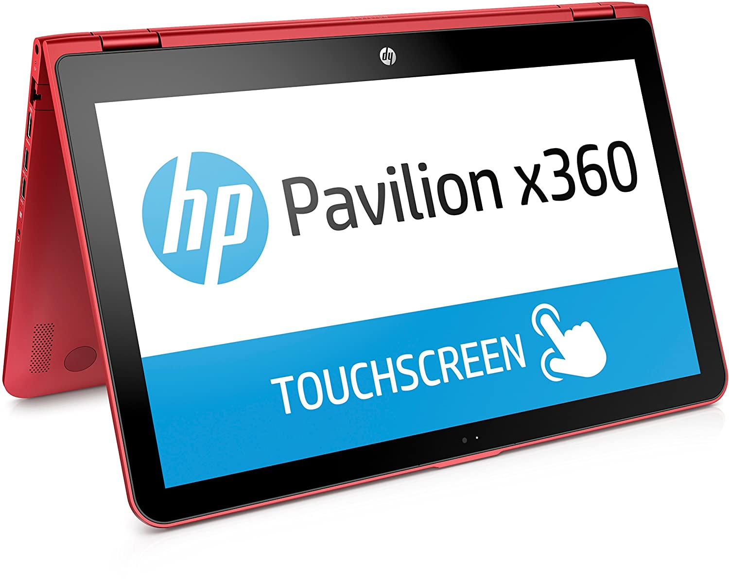 HP Pavilion x360 15-bk103ng 15 Zoll Notebook im Test
