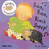 Sign and Sing Along: Baa Baa Black Sheep