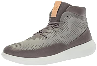 High Top Scinapse Ecco Men's Fashion Sneaker Premium rdxBoeC