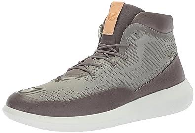 f141f1a1 ECCO Men's Scinapse Premium High Top Fashion Sneaker