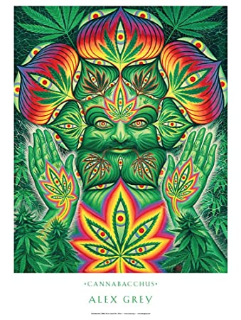ALEX GREY OCEAN OF LOVE BLISS GIANT WALL ART PRINT POSTER