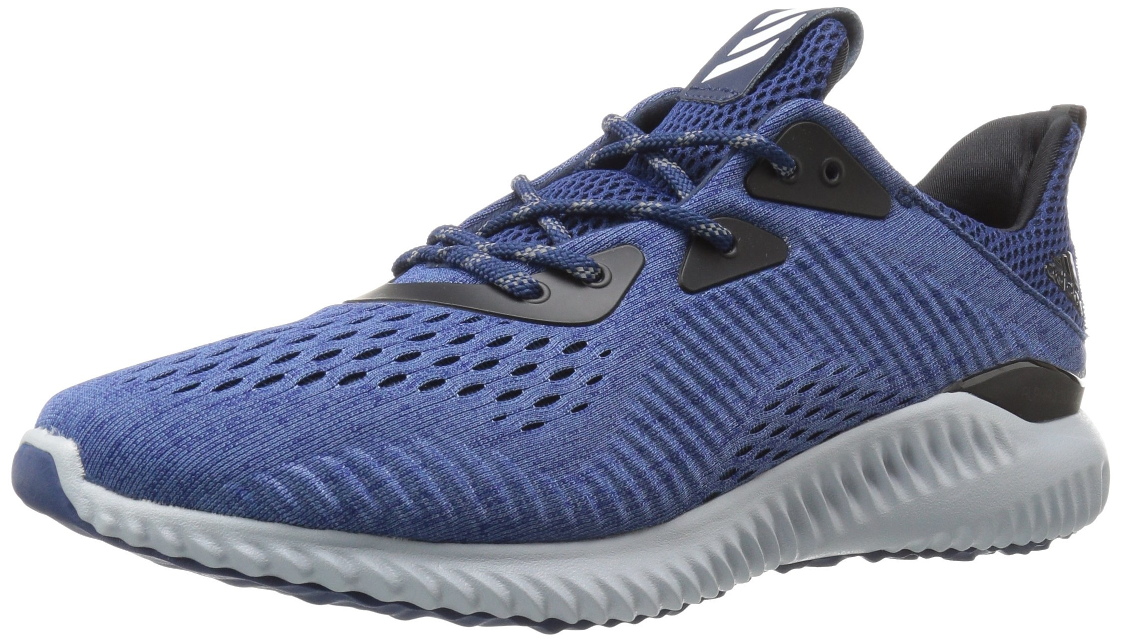 adidas Men's Alphabounce EM M Running Shoe, Collegiate Navy/Utility Black/Mystery Blue, 10 M US by adidas