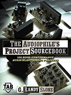 The Audiophiles Project Sourcebook: 120 High-Performance Audio Electronics Projects (Tab Electronics)