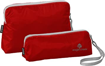 Eagle Creek Pack-it Specter Wristlet Set Neceser, 23 cm, 4 litros, Volcano Red: Amazon.es: Equipaje