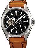[オリエント]ORIENT 腕時計 ORIENTSTAR オリエントスター ソメスサドルモデル セミスケルトン 自動巻き (手巻き付) WZ0101DK メンズ