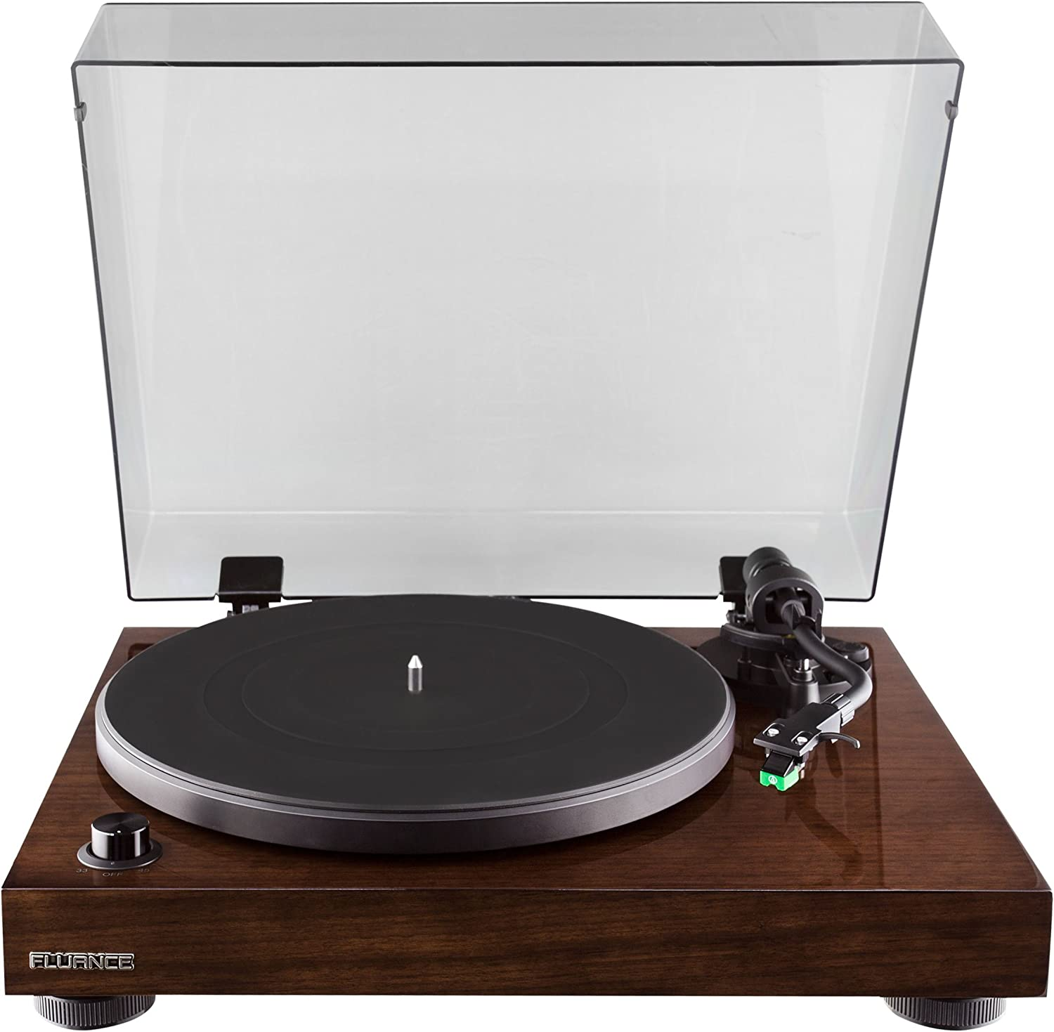 Fluance Vinyl Turntable