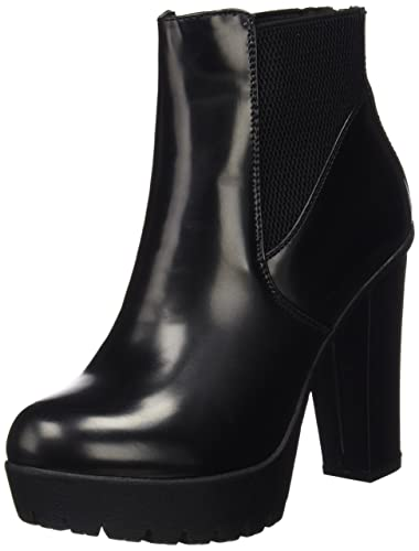 Womens Botin SRA. C. Negro Boots Xti t99Tfml5WM