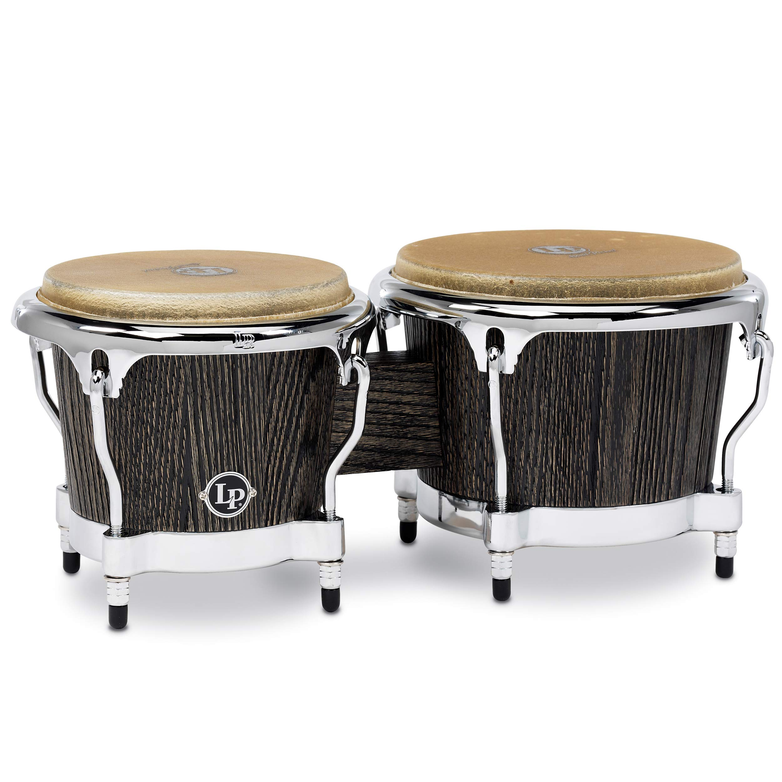 Latin Percussion Uptown Series Bongos - Sculpted Ash