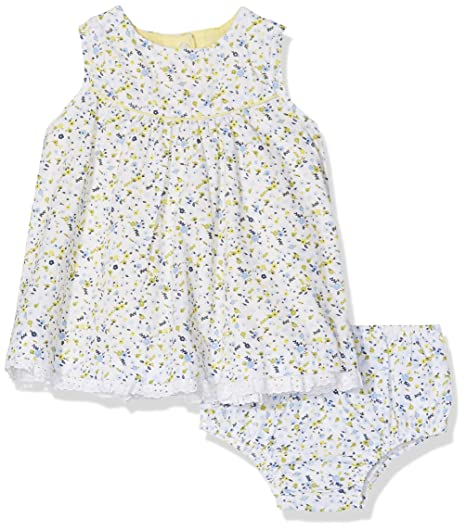 Chicco Baby-M/ädchen Bekleidungsset Completo Abito Manica Corta Coulotte