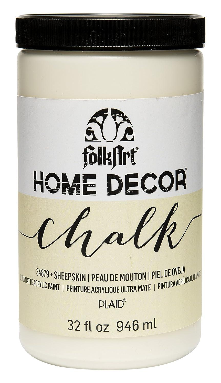 FolkArt Home Decor Wax, 32 oz, 34883 Clear Plaid Inc.