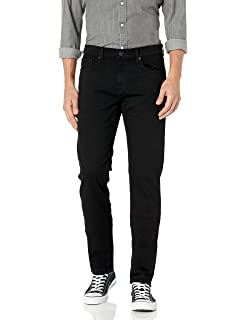 J Brand Mens Kane Straight Fit in Mantaray