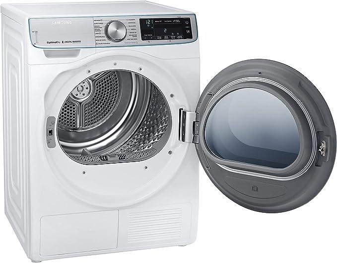 Samsung - Secadora Serie 8 de 9 Kg. DV90N8287AW: Amazon.es ...