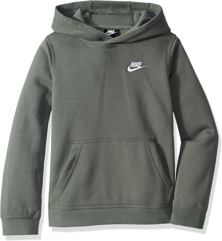 Nike boys Boy's Nsw Pull Over Hoodie Club