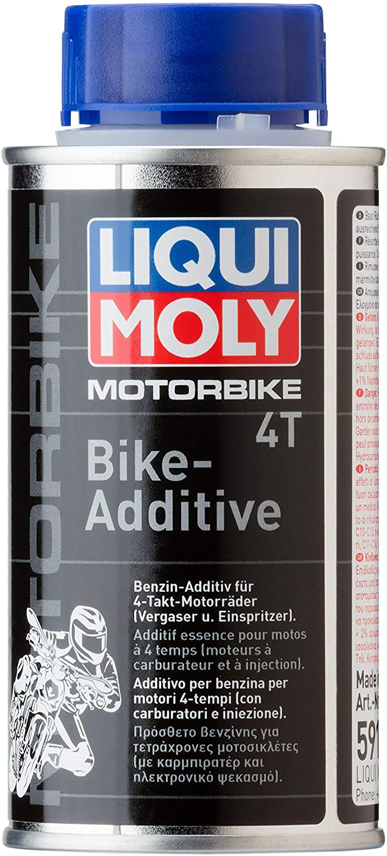 Liqui Moly 20048 Moly 1581 Motorbike 4t Bike Additive 125 Ml Auto