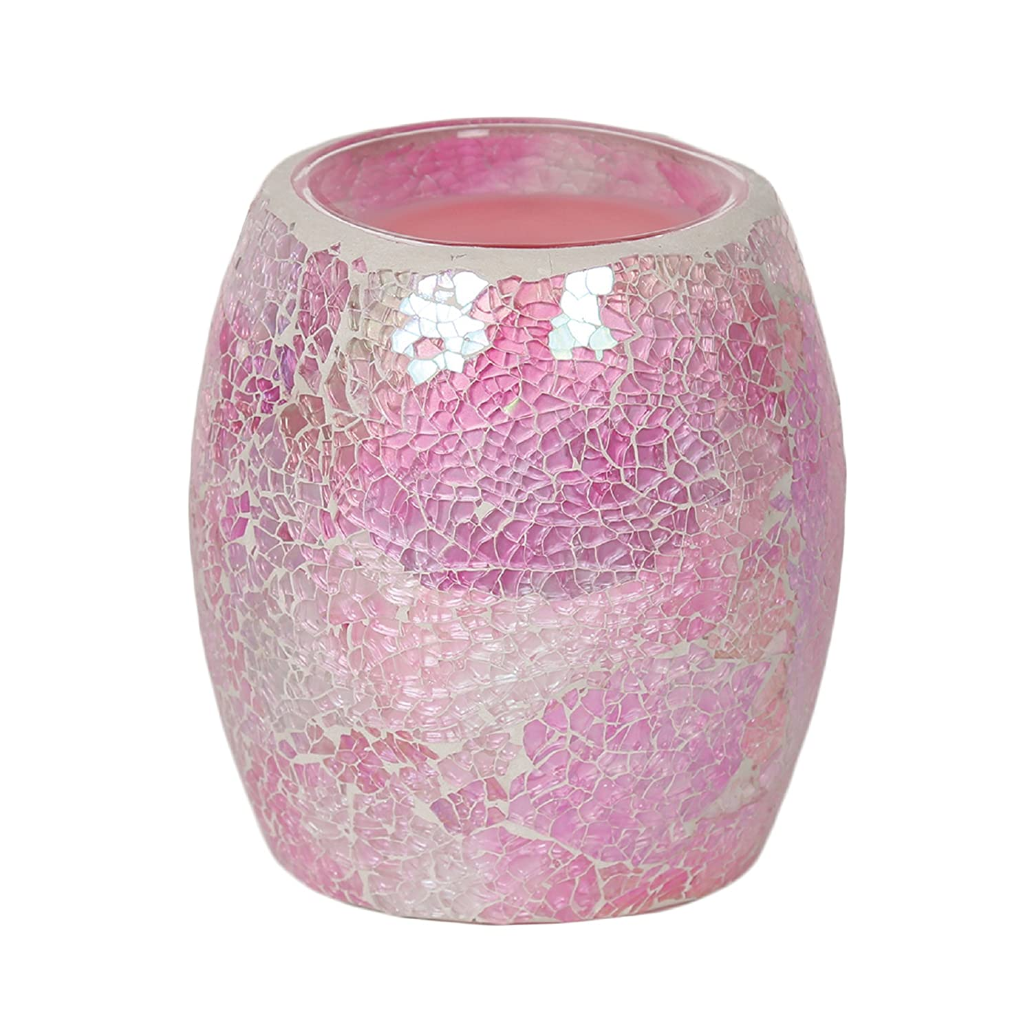 Aroma Accessories Brand New Pink Petals Electric Wax Melt Burner VC1069
