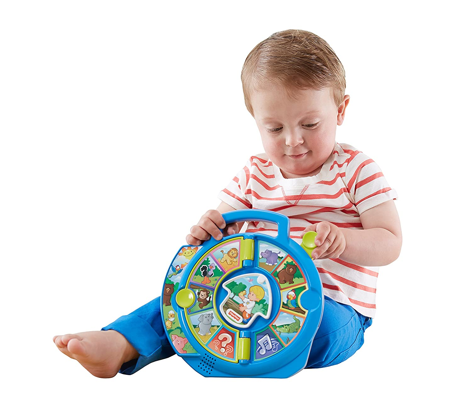$7.99 (reg $15) Fisher-Price L...