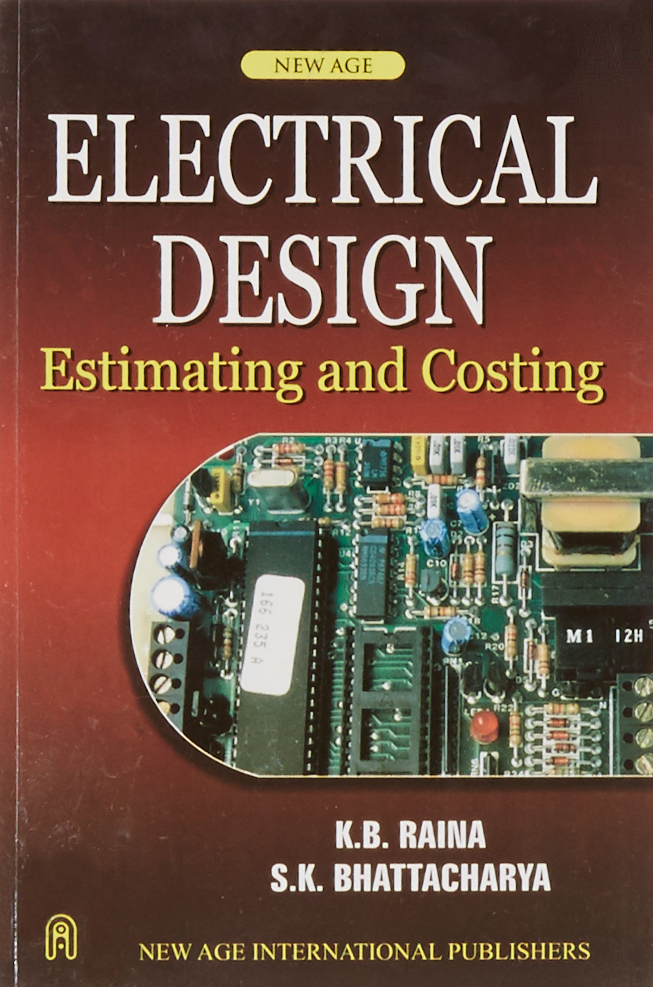 Buy Electrical Design Estimating and Costing (Old Edition) Book ...