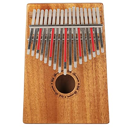 buildingf piano kalimba thumb