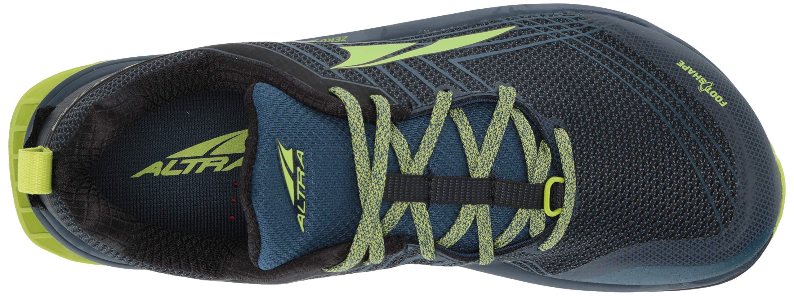 Altra Footwear Men's TIMP 1.5 Blue/Lime 7 D US by Altra (Image #8)
