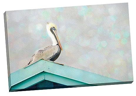 Amazon.com: Portfolio Canvas Decor Pelican Peak by Elizabeth ...