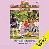 Mary Anne and Miss Priss: The Baby-Sitters Club, Book 73