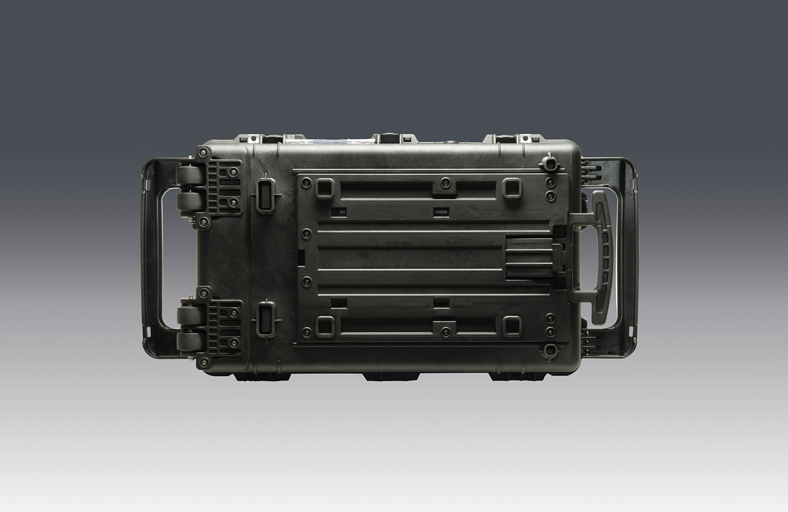 Pelican 1670 Large Case without Foam, 7.39'' Bottom Depth, Black