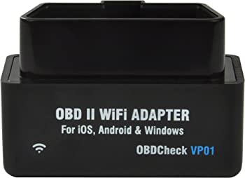 <br /></noscript> Veepeak Mini WiFi OBD2 Scanner