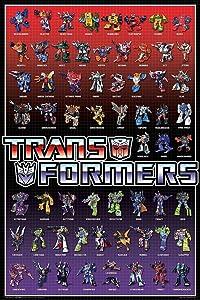 Studio B Transformers Cast Poster TV Show Poster 24x36 inch