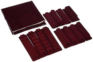 RAYEN 6314 Drawer Organizer, Red