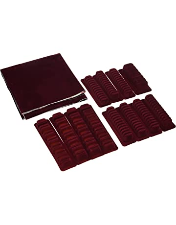 Rayen 6314.50 - Organizador de cubiertos, color rojo