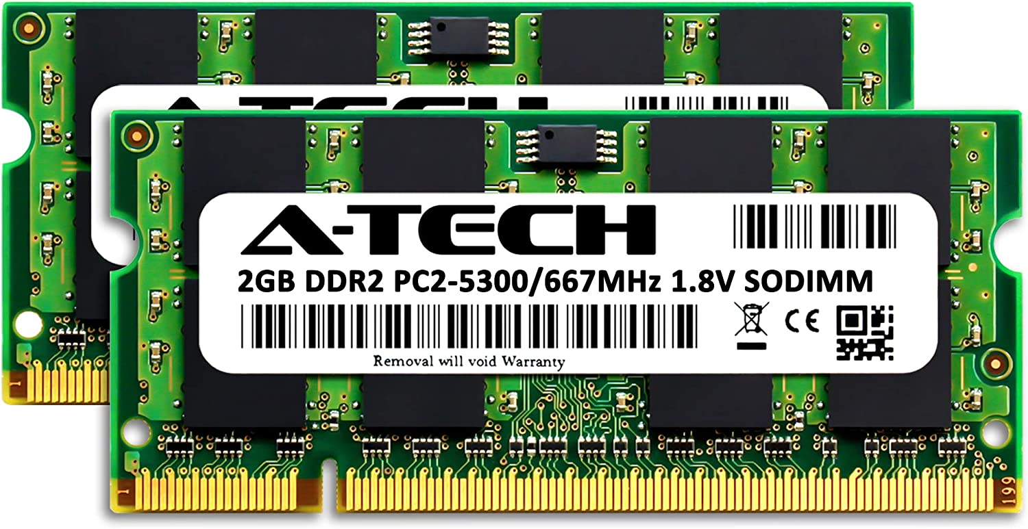 PC2-5300 DDR2-667 8GB 2x4GB RAM Memory Upgrade Kit for The Sony VAIO VGN NR485 VGNNR485E//L