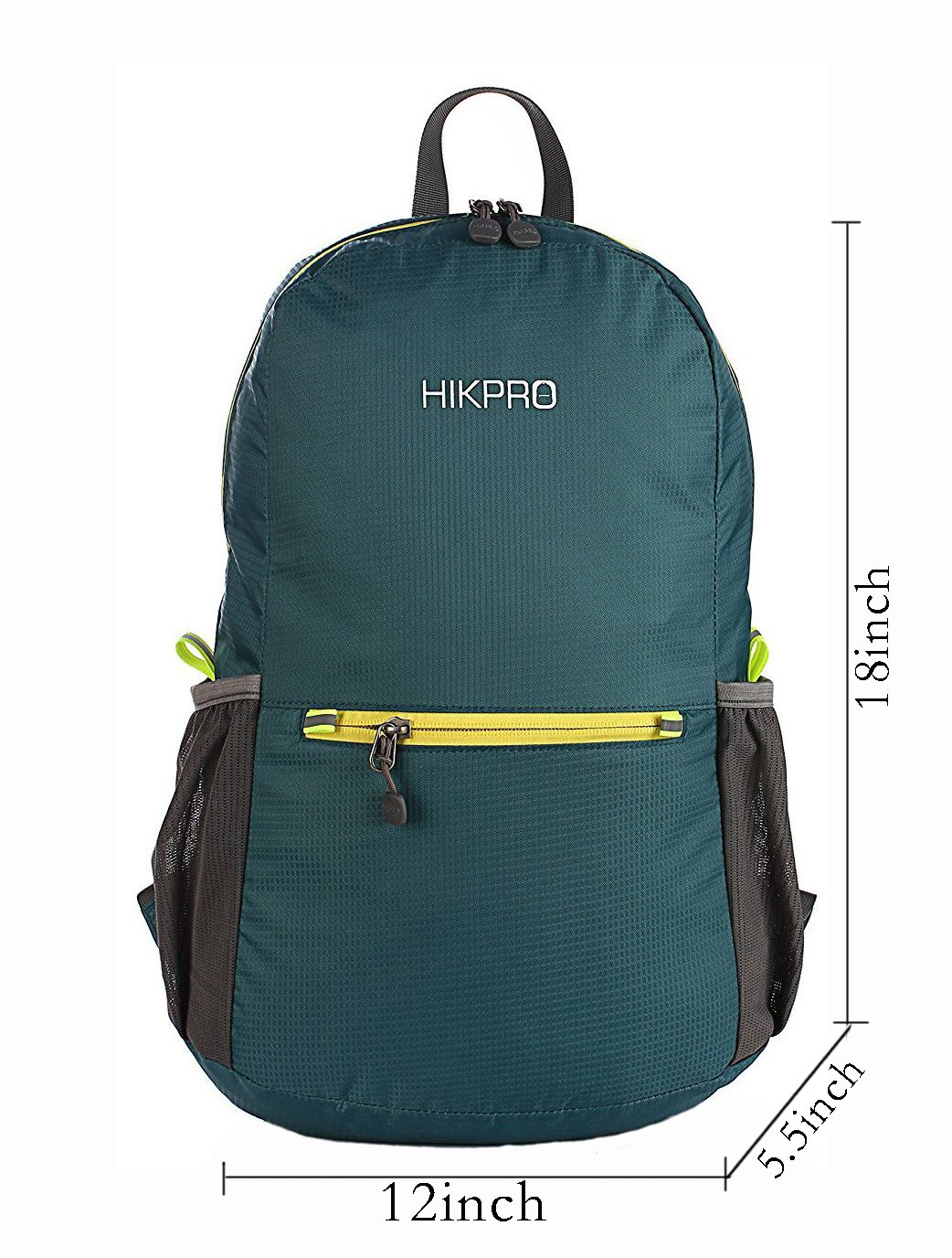 Hikpro 20L - The Most Durable Lightweight Packable Backpack, Water Resistant Travel Hiking Daypack For Men & Women by HIKPRO (Image #7)
