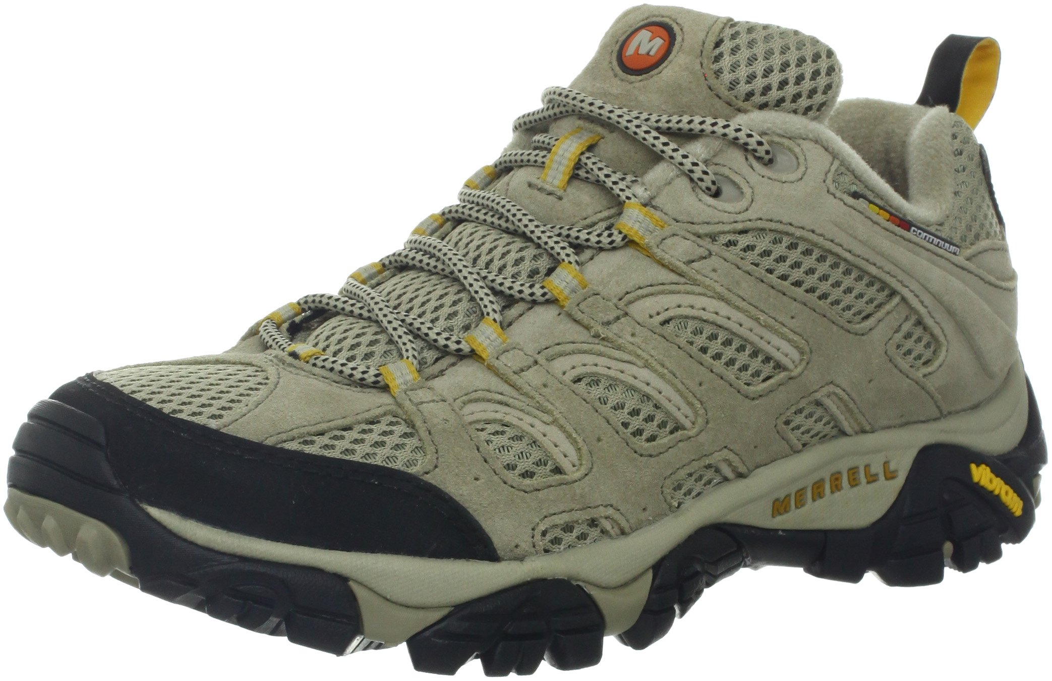 Merrell Women's Moab Ventilator Hiking Shoe,Taupe,6 M US