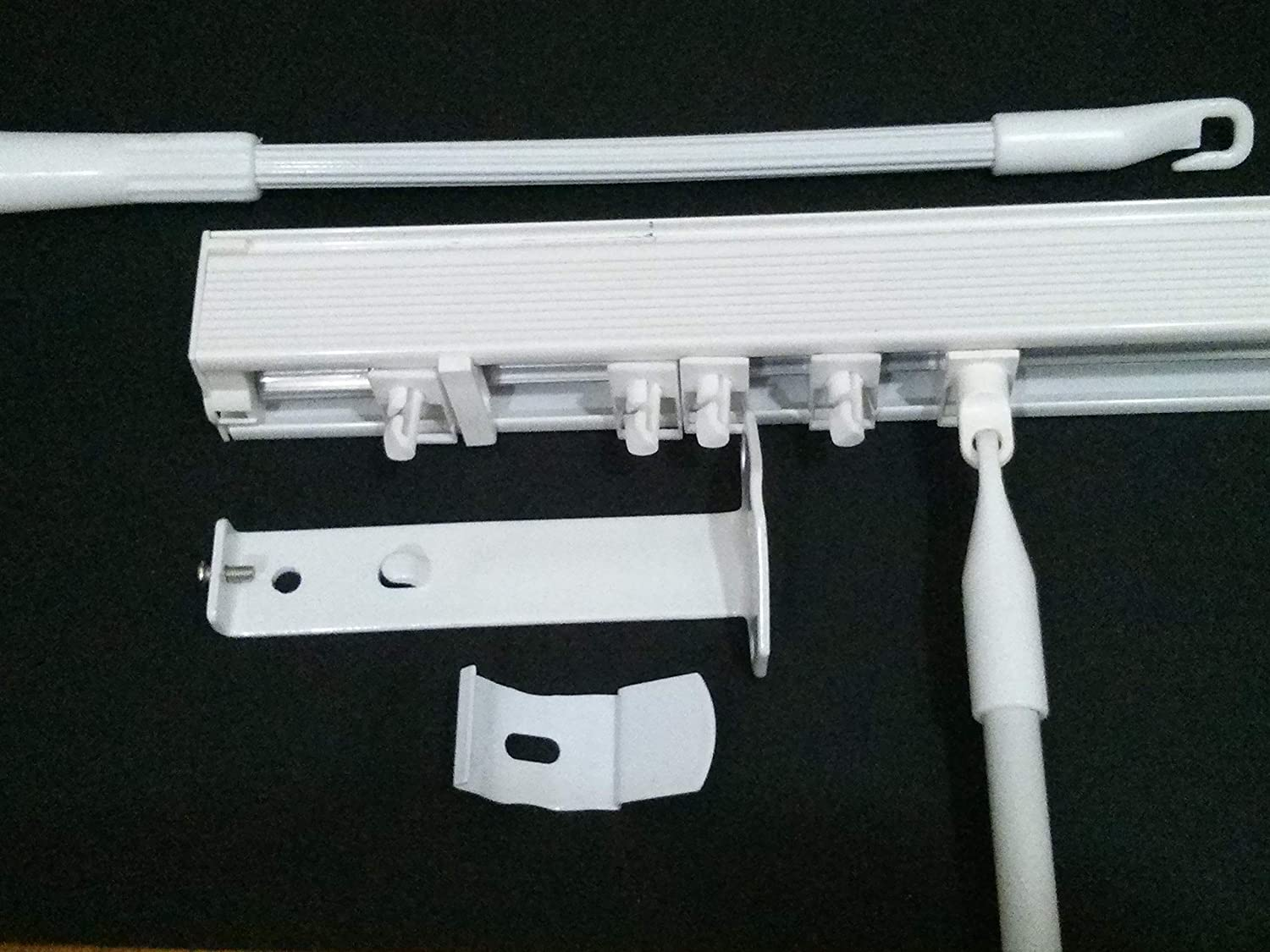 901-1050mm Track Only Made To Measure Slimline Vertical Blind Headrail