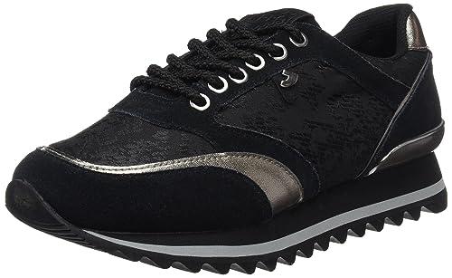 Gioseppo 41142, Zapatillas para Mujer, Negro (Black), 36 EU
