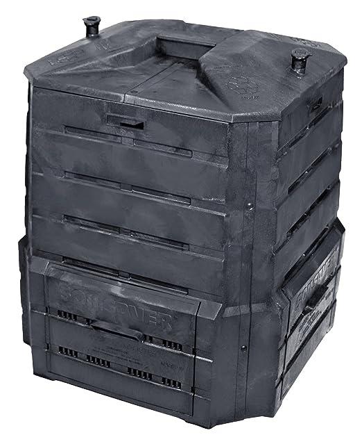 Algreen Products Classic de Ahorro de Suelo Compost Bin ...