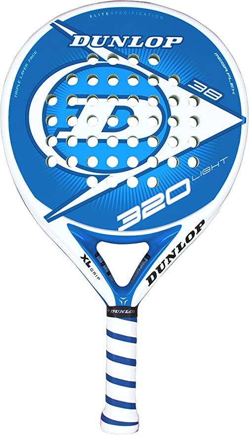 DUNLOP DP-320 Light - Pala de pádel: Amazon.es: Deportes y aire libre
