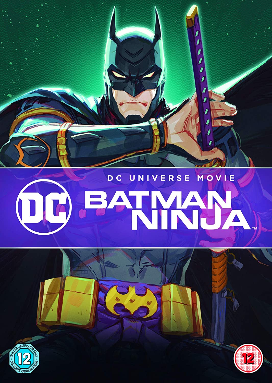Amazon.com: Batman Ninja [DVD] [2018]: Movies & TV