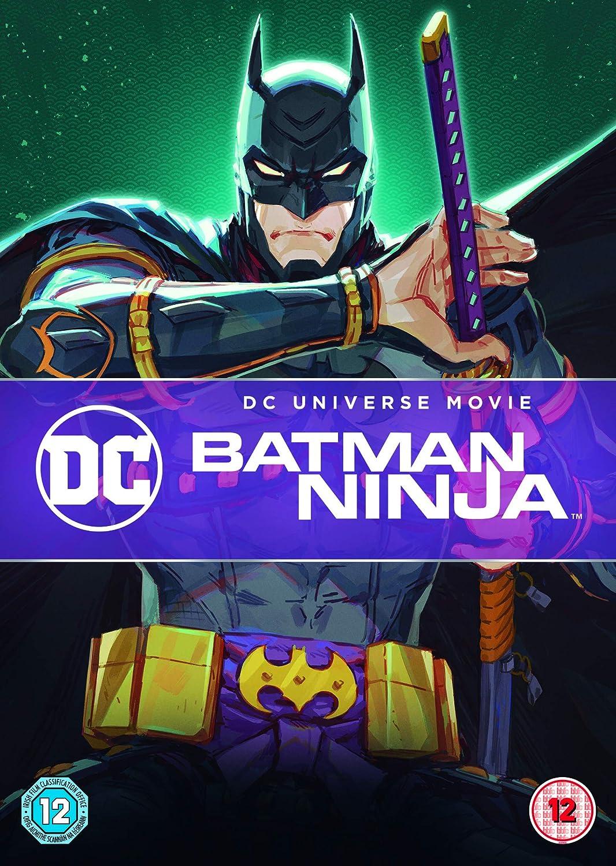 Amazon.com: Batman Ninja [DVD] [2018]: Movies & TV