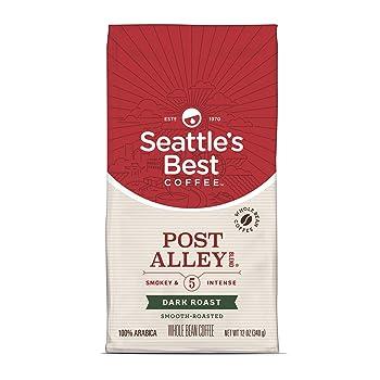 Seattle's Best Coffee Dark Roast Whole Bean Coffee