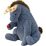 Classic Pooh Knitted Eeyore Figurine