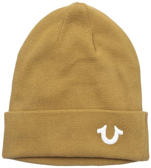 224bf2e0fbc Amazon.com  True Religion Men s Knit Cotton Watchcap