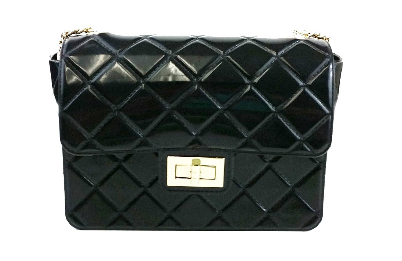 MyLux? Designer Fashion Women Jelly Clutch Handbag 14061