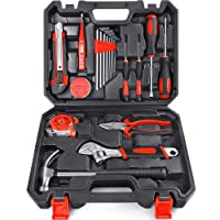 Deals on Arrinew 19-Pcs Household Tools Kit