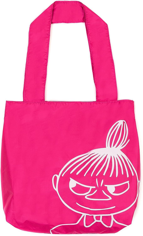 MOOMIN reusable shopping bag LITTLE MY//PINK