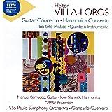 Guitar Concerto; Harmonica Concerto